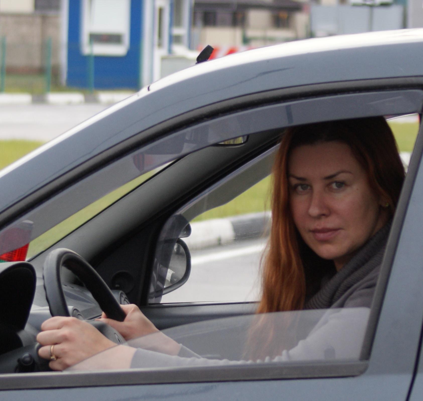 Камартина Екатерина Ростиславовна (автодром)