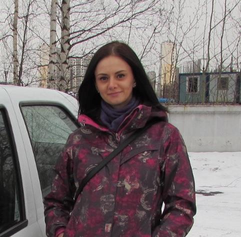 Роднянская Валерия Александровна (автодром)
